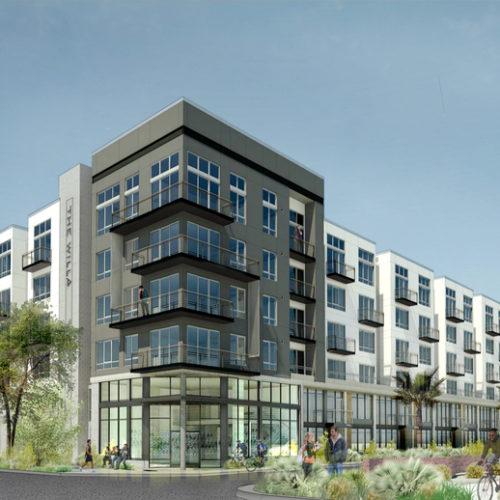 The Willa Apartments by Tilton Development